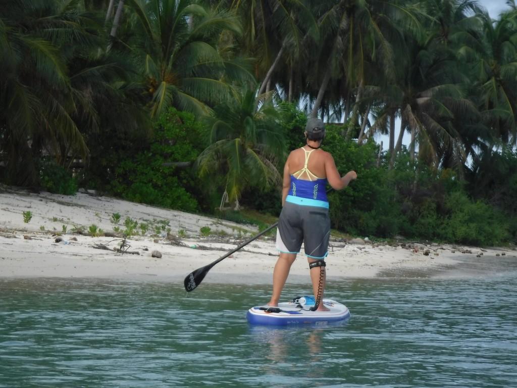 Koh Samui paddle board tour to Koh Som