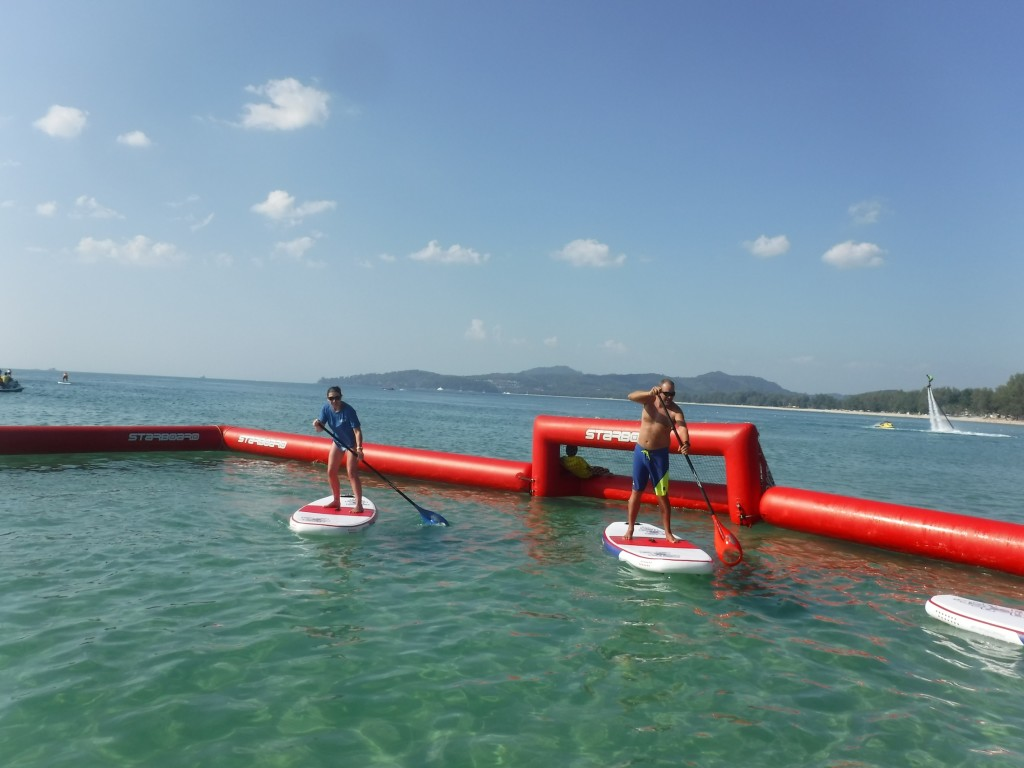 SUP Polo Phuket Starboard